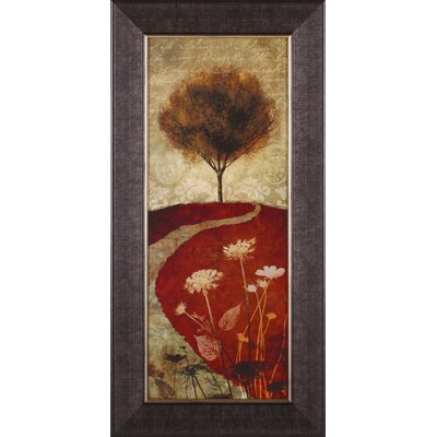 Art Effects Autumn Trees I Framed Artwork