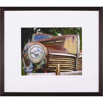 Small Rusty Hudson I and II by Danny Head Framed Photographic Print