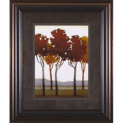 Art Effects Arboreal Grove by Norman Wyatt, Jr. 2 Piece Framed Painting Print