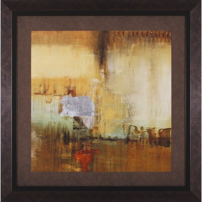 Art Effects Echo by Sarah Stockstill 2 Piece Framed Painting Print