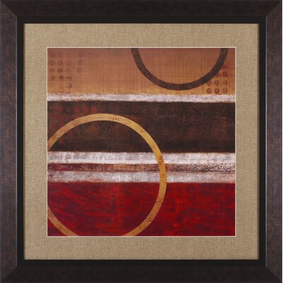 Art Effects Spice Market Framed Artwork