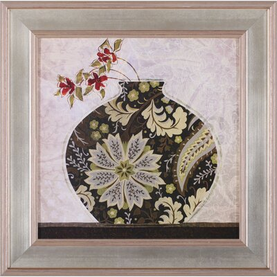 Art Effects Floral Ornament I Wall Art