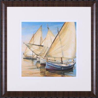 Windward Latin Sails Wall Art