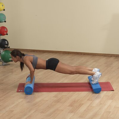 "Body Solid 36"" Half Foam Roller"
