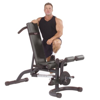 Body Solid Leverage Adjustable Utility Bench