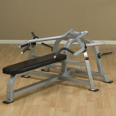 Body Solid Leverage Bench Press Reviews Wayfair