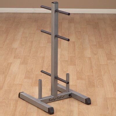 Body Solid Standard Weight Tree with Bar Holders