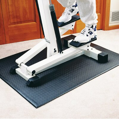 Body Solid Rubber Bike Mat