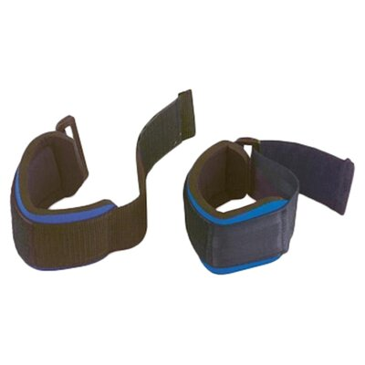 <strong>Body Solid</strong> Nylon Wrist Wraps