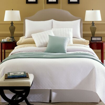 Chelsea Frank Group Erika Duvet in White