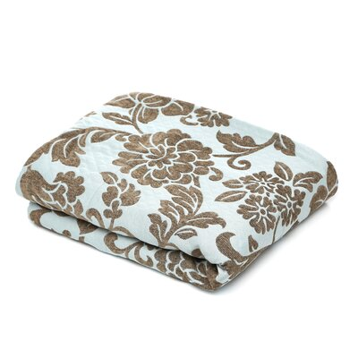 <strong>Chelsea Frank Group</strong> Concierge Cotton Linen Emma Full Throw