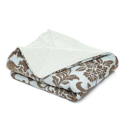 Chelsea Frank Group Concierge Cotton Linen Emma Full Throw