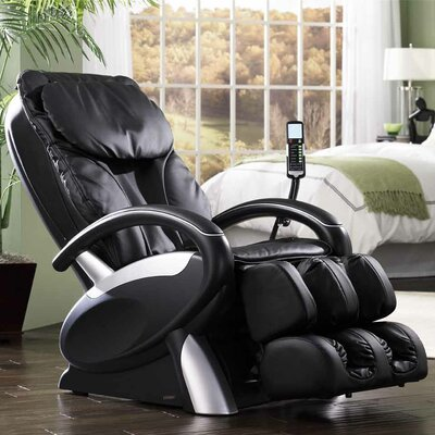 Cozzia 6020 Robotic Shiatsu Reclining Massage Chair