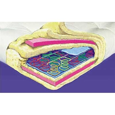 "Gold Bond 8"" Coil Mattress"