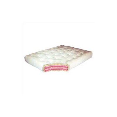 "Gold Bond Foam WoolWrap 8"" Futon Mattress"