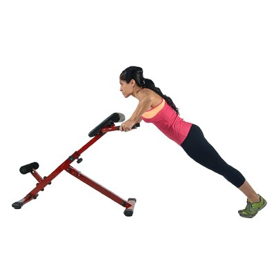 Stamina Adjustable Hyperextension Bench