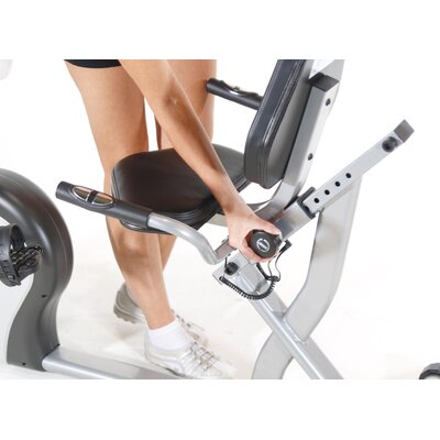 Stamina Magnetic Fusion Recumbent Bike