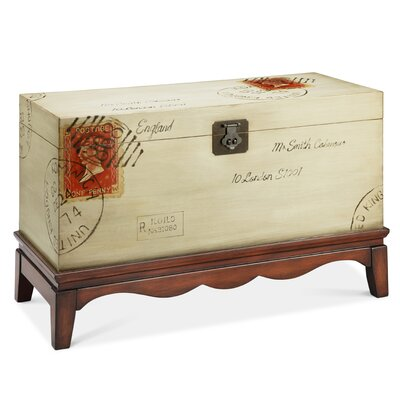 JLA Home Madison Park Postage Trunk