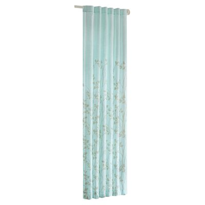 <strong>JLA Home</strong> Tunisia Rod Pocket Window Curtain Single Panel