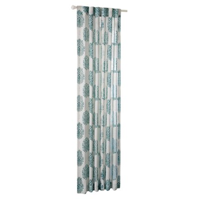 JLA Home Addison Silk Window Curtain Single Panel