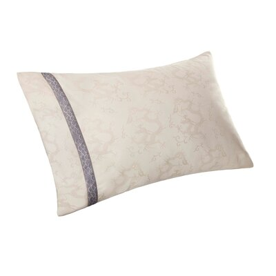 Natori Lotus Temple Viscose Cotton Pillowcases (Set of 2)