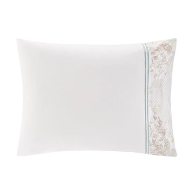 Natori Mantones de Manila Cotton Sateen Pillowcases (Set of 2)