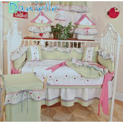 Ladybugs Crib Bedding Collection