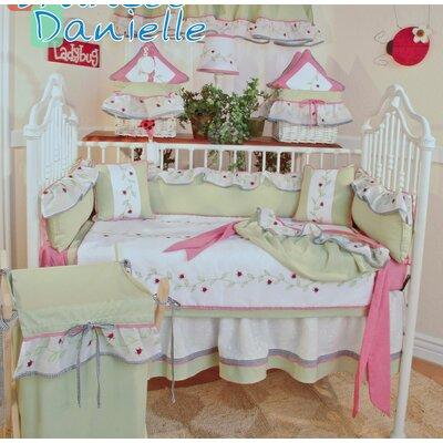 Ladybugs Crib Bedding Collection