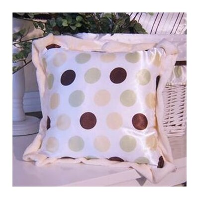 Ash Polka Dot Pillow