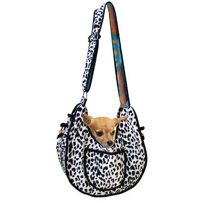 Native Dalmatian Puppy Pet Carrier