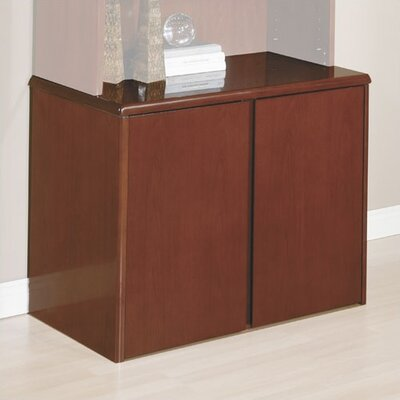 OSP Furniture Sonoma Two Door Storage Cabinet