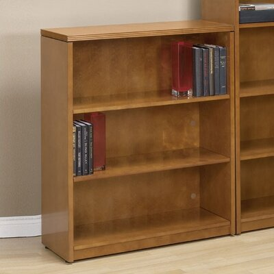 OSP Furniture Kenwood 3-Shelf Bookcase/Hutch