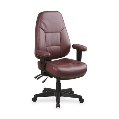 OSP Furniture High Back Leather Chair