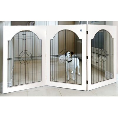 Majestic Pet Products Universal Free-Standing Pet Gate