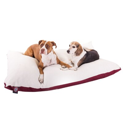 Majestic Pet Rectangular Pillow Dog Bed
