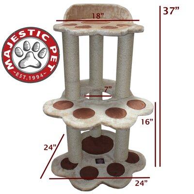 """Majestic Pet Products 37.5"""" Casita Cat Condo"""