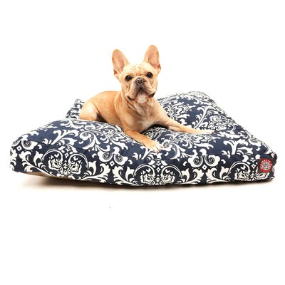 Majestic Pet French Quarter Rectangle Dog Pillow
