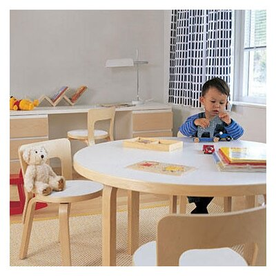 Artek Tables Kids Table and Chair Set