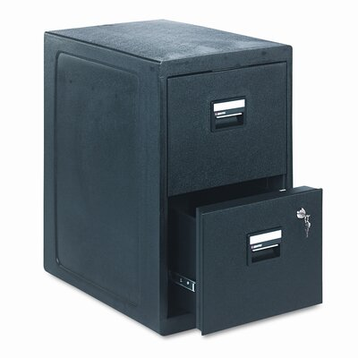 Sentry Safe Fire-Safe® Two-Drawer Office File