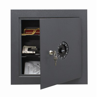 Sentry Safe Dial Lock Wall Safe (0.4 Cu. Ft.)