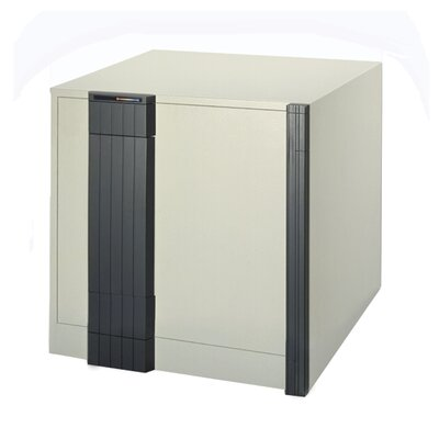 "Sentry Safe 22.5"" Media Cabinet with 2 Media Drawers (fire and impact resistant)"
