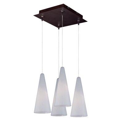 ET2 Minx 4 Light Pendant