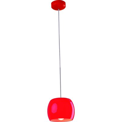 Wildon Home ® Dassle 1 - Light Mini Pendant