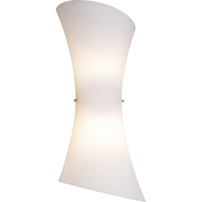 Wildon Home ® Florens 2 - Light Wall Sconce