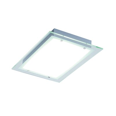 ET2 Contempra Fluorescent Semi Flush Mount