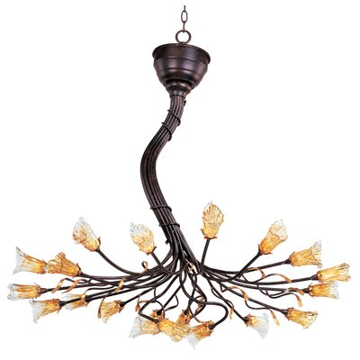ET2 Evolution 20 Light Chandelier