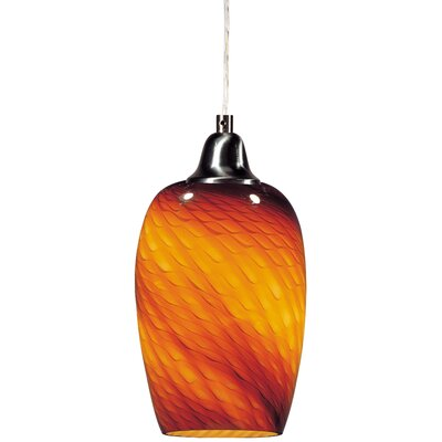 Wildon Home ® Pocos 1 - Light Mini Pendant