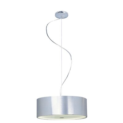 Wildon Home ® Olran 3 - Light Single Pendant