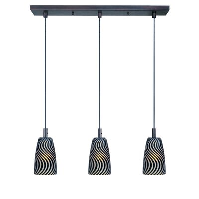 Wildon Home ® Carte 3 Light Pendant