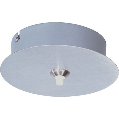ET2 Minx Canopy in Satin Nickel